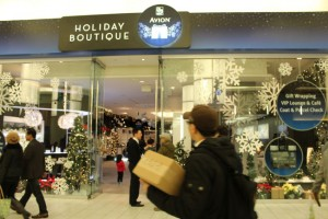 RBC avion holiday boutique metrotown