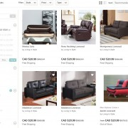 wayfair canada furniture price error
