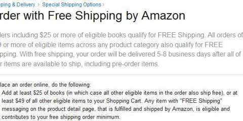 amazon shipping increase $49