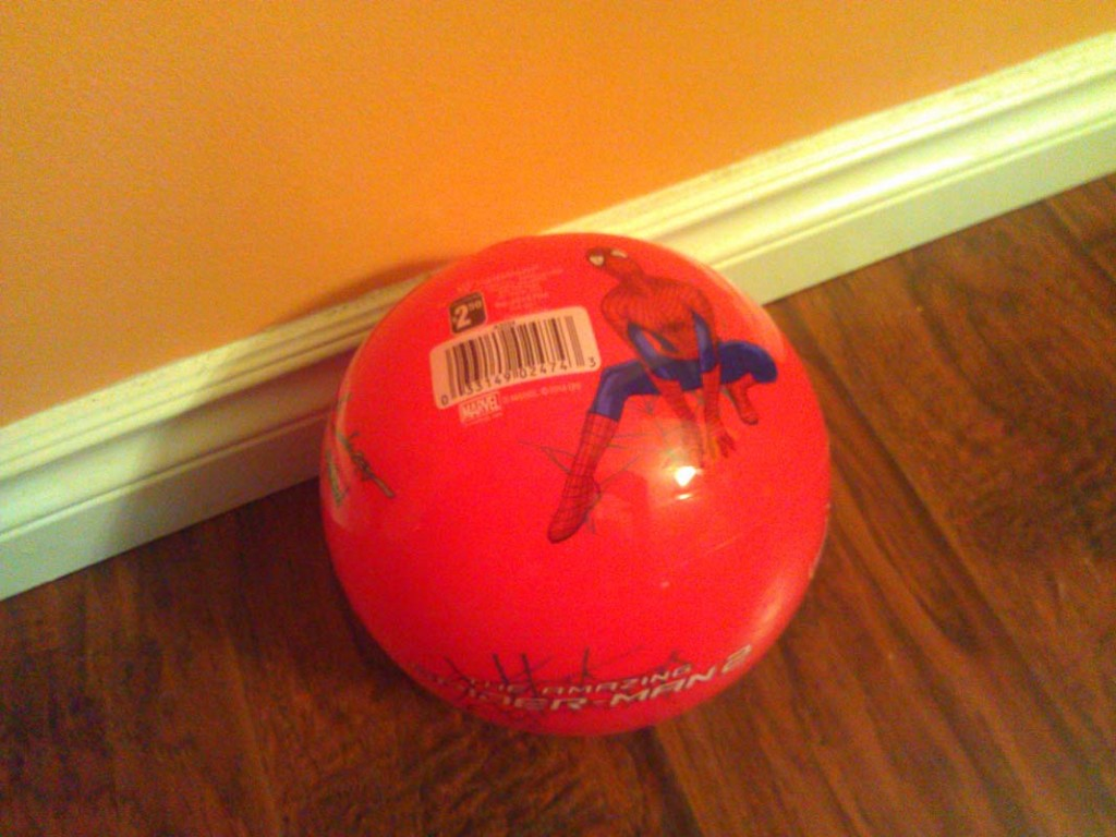 spiderman ball price