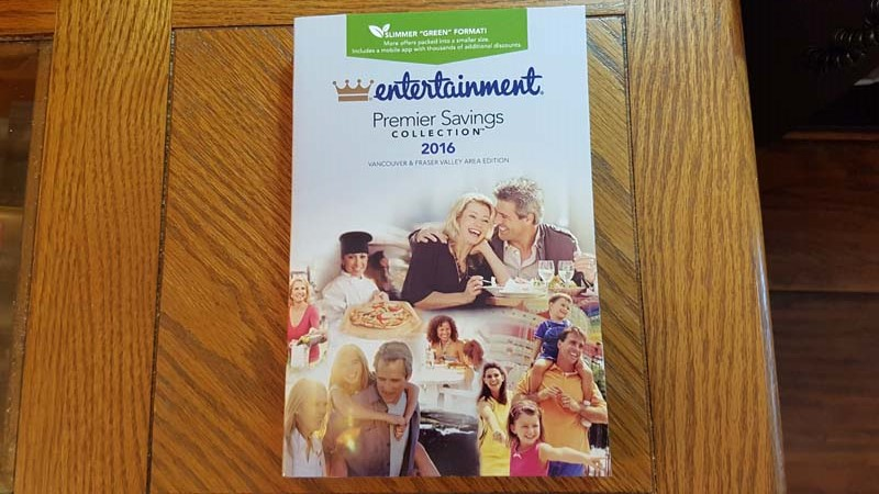 2016 entertainment coupon book vancouver