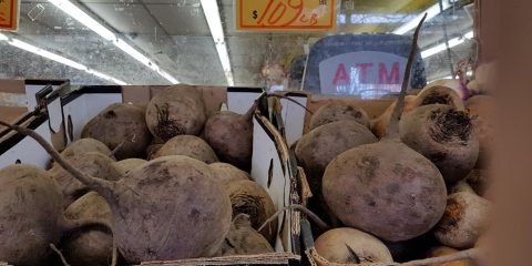large beets