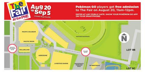 pokemon go pne free opening