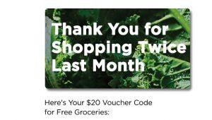 free voucher money superstore