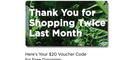 free voucher money superstore