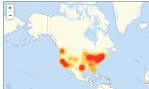 DDos internet attack