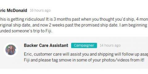 smove customer service
