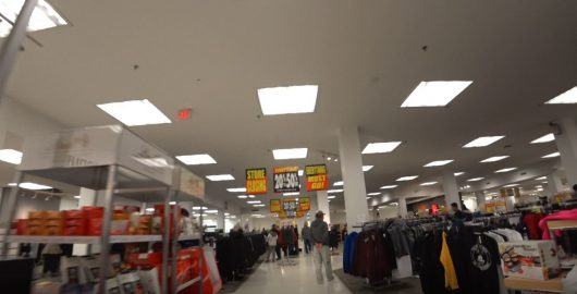 sears canada liquidation sales