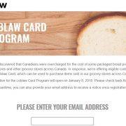 loblaws price fixign scheme