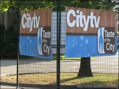 Taste of the City Citytv